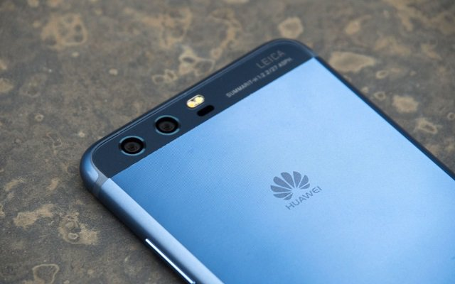 Huawei P20 leaked: New images show redesigned phone with no physical buttons