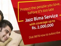 Jazz Initiates BIMA Awareness Campaign in Sheikhupura
