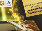 Jazz brings Double Data Offer for New Postpaid Customers