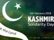 Phone World Team Wishes Kashmir Solidarity Day to All