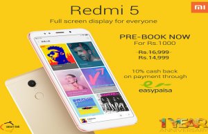 Give me 5, give me NOW: Pre-book your Redmi 5 for as low as Rs 13577 before stocks run out