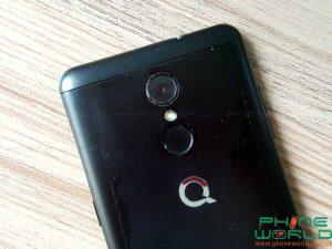 qmobile s15 back camera fingerprint