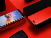 Huawei Launches Red Honor 7X