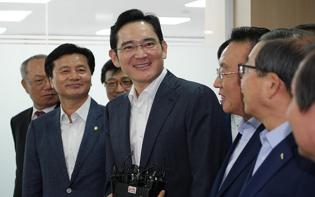 Samsung VC Jay Y Lee Released from Prison Following the Bribery Scandal