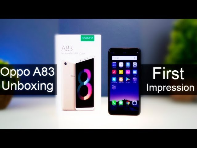Photo of Oppo A83 Unboxing Smartphone Reviews by Phone World