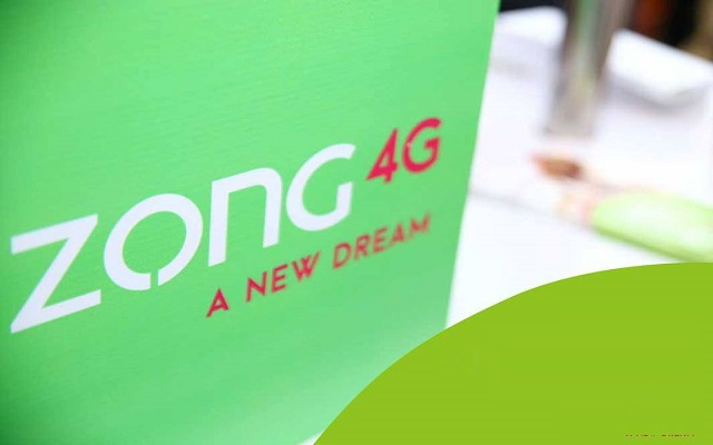 Zong 4G Launches All-in-1 Weekly/Monthly Packages