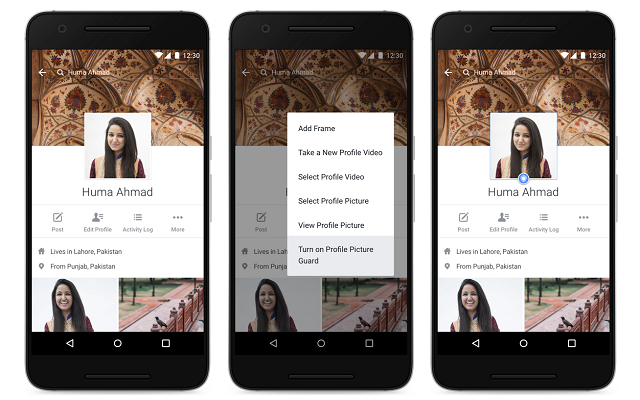 Giving People More Control Over Their Facebook Profile Picture in Pakistan