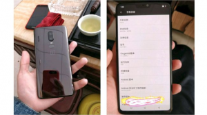 Exclusive: One Plus 6 to Have Notch Display