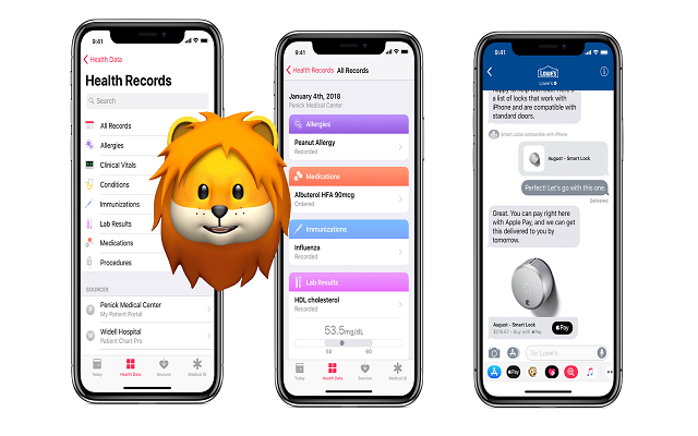 Apple Releases New iOS 11.3 with New Animoji & Battery Management