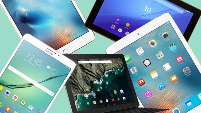 Best Tablets of 2018