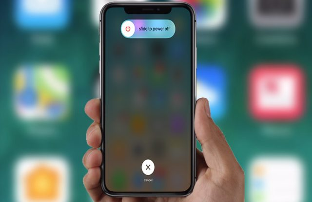 force iphone restart how to restart iphone x when it s not working 10632