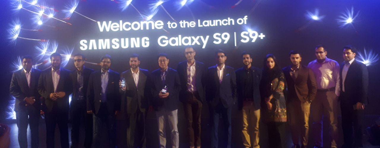 Samsung Galaxy S9 & S9+ Launched in Pakistan