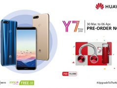 Pre-order the Ultimate Upgrade to Your Smartphone HUAWEI Y7 Prime 2018