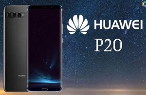 Huawei P20 Leaked in Three Variants-P20, P20 Lite & Three Cam P20 Pro