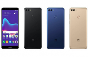 Huawei Y9 Unveiled with Four Camera and Huge Battery