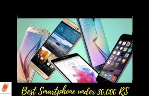 5 Best Smartphones under Rs. 30,000 in Pakistan (July 2018)
