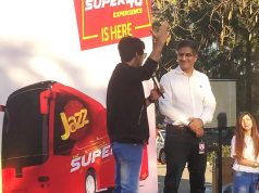 Jazz Commences Super 4G Experience Bus Tour
