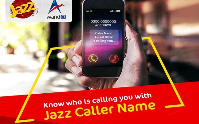 Jazz Caller Name Service