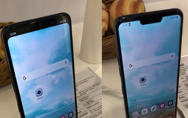 LG G7 will Come with Optional Notch Display