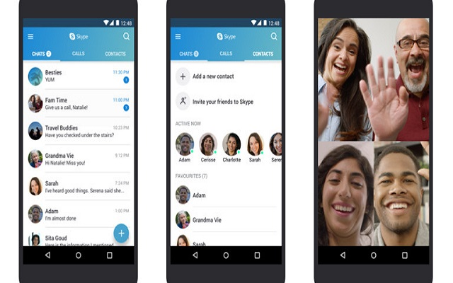 Microsoft to Optimize Skype for Low-End Android phones