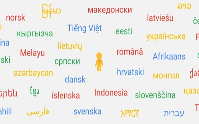 Now Enjoy 39 New Languages of Google Maps