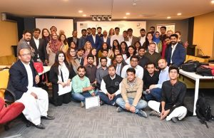 Teamup in collaboration with PUAN Successfully Concludes Its Five–Day Entrepreneurship Boot camp at NIC