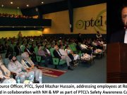 PTCL organizes Road Safety Session in collaboration with NH&MP