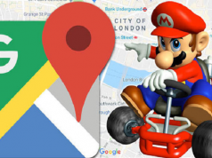 Super Mario Invades Google Maps on Mario's Day