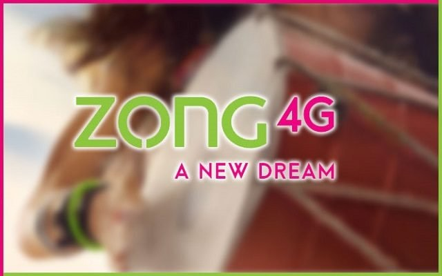 There is No 4G like Zong 4G
