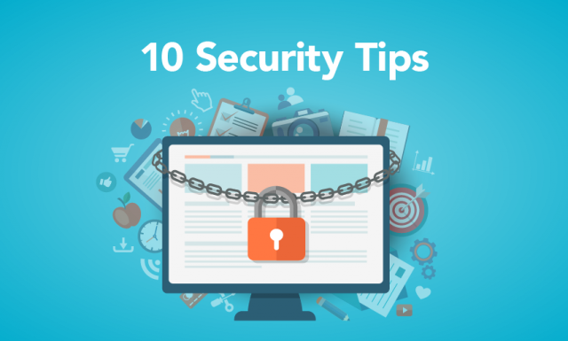 Top 10 Security Tips For Your Smartphone Or Tablet ...