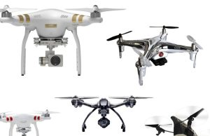 Top 2 Quadcopters for Filming and Videography