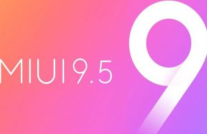 Xiaomi Starts Rolling out MIUI 9.5