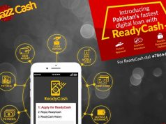 JazzCash Introduces ReadyCash