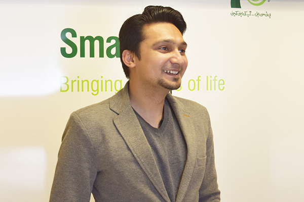 Nabeel Amjad- GM PTCL Cloud
