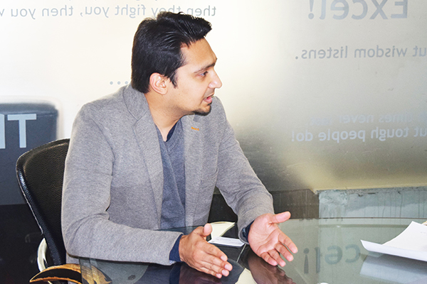 Nabeel Amjad- GM PTCL Cloud
