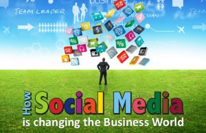 How Social Media Is changing the Business World