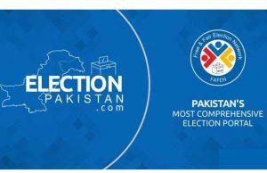 TDEA-FAFEN Launches Pakistan's Most Comprehensive Election Portal