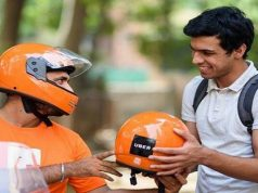 Uber Launches Bike Hailing Services