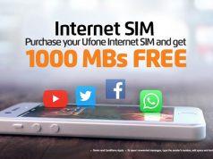 Ufone Internet SIM