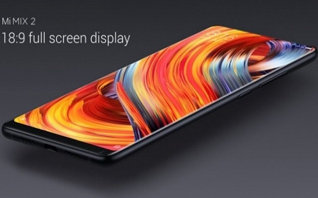 Notch-Less Xiaomi Mi MIX 2S Render & Real-Life Images Appear