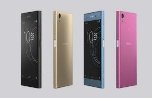 Sony Xperia XA1 Family Gets Android Oreo Update