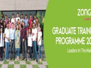 Zong 4G Opens Applications for Graduate Trainee Program 2018