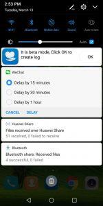 Android Oreo 8.0 HUAWEI Mate 10 lite