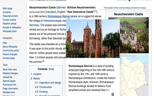 Wikipedia Adds Page Previews- An Easier Way to Explore Internet