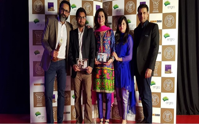 Telenor Pakistan wins 'Best in Telecommunication in Pakistan' and 'Best in PR' awards at 8th PAS Awards