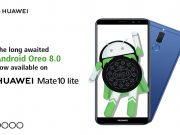 The Long Awaited Android Oreo 8.0 Comes to HUAWEI Mate 10 lite