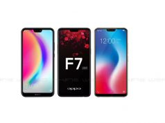 Oppo F7 vs Huawei P20 Lite vs Vivo V9