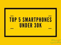 Top 5 Best Smartphones Under 30k