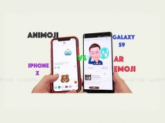 Samsung's AR Emoji vs Apple Animoji
