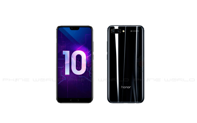 Honor 10 Specs & Features